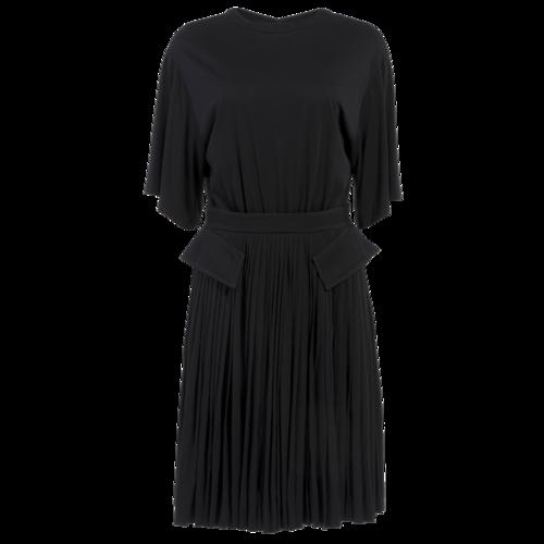 Givenchy Flowy Black Dress