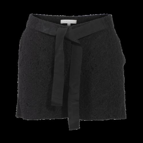 Sandro Paris Sandro Black Lace Shorts