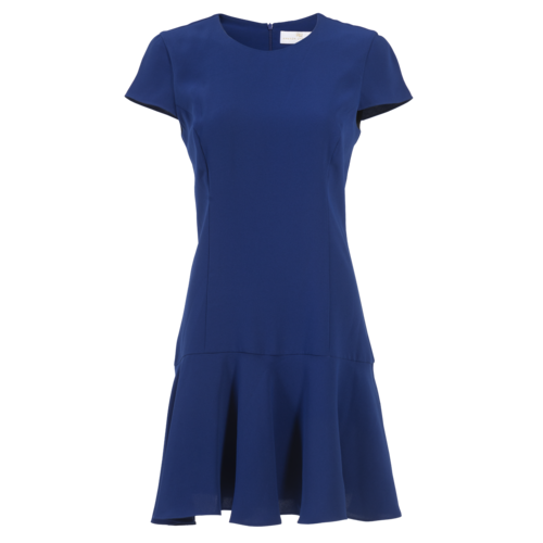 Amanda Uprichard Blue Dress