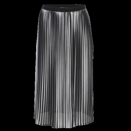 Eileen Fisher Pleated Ombré Midi Skirt