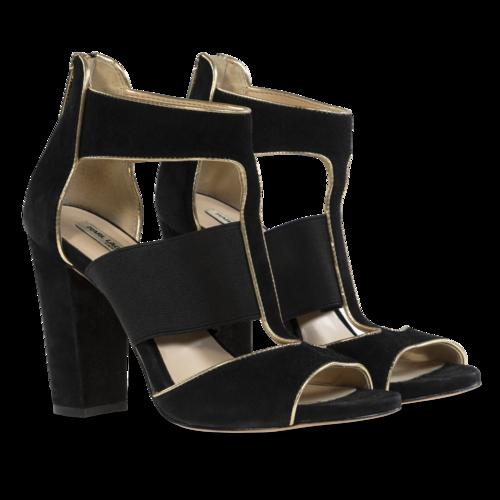 Karl Lagerfeld T-Strap Heels