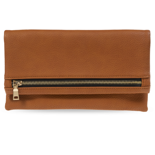 Urban Expressions Brown Envelope Bag