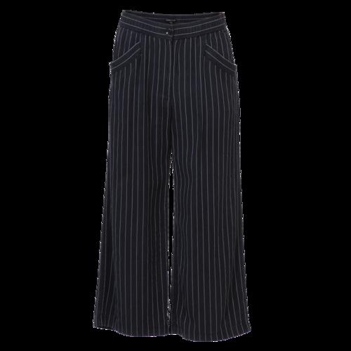 Eileen Fisher Pinstripe Pants