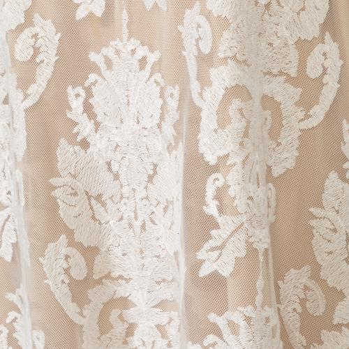 Lace Off-the-Shoulder Dress