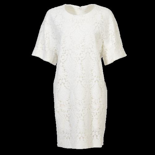 Chloé White Lace Dress