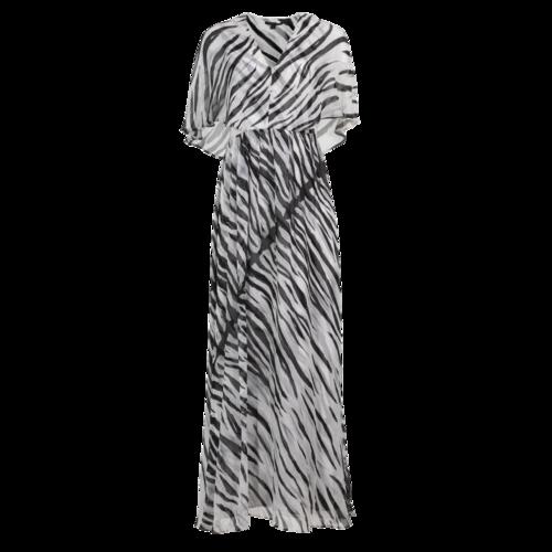 Rachel Zoe Silk Floor Length Dress