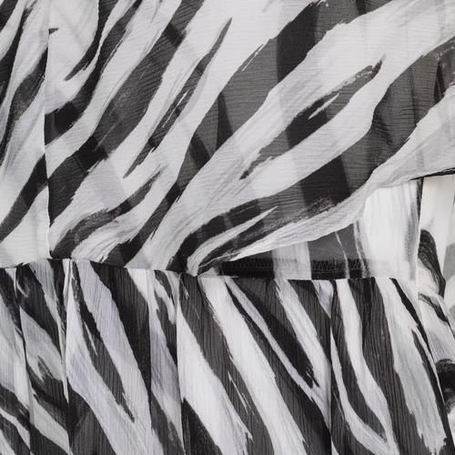 Silk Floor Length Dress