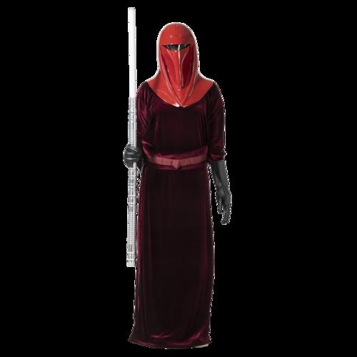 Custom Made Star Wars Imperial Guard Costume