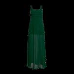 Green Sheer Dress