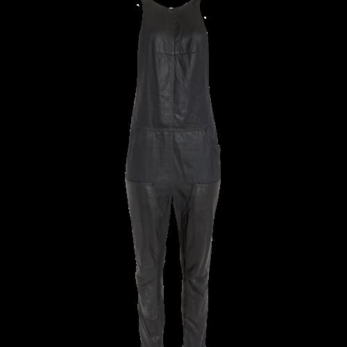Alexander Wang T Alexander Wang Leather Jumpsuit
