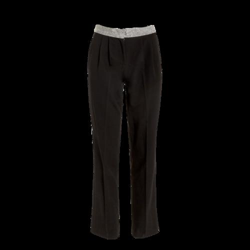 Alexander Wang 'Alexander Wang' Rhinestone Waistband Pants