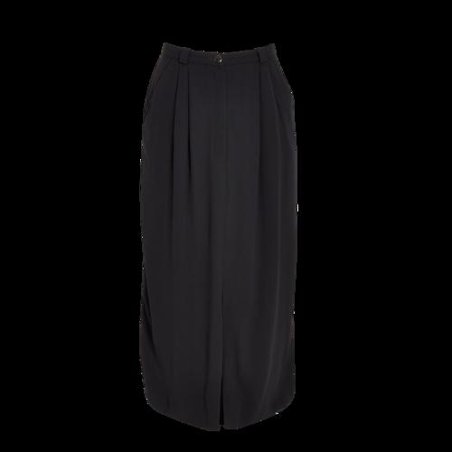 Giorgio Armani Knee-Length Skirt with Slit