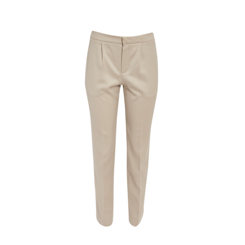 Chloé Chloe Cropped Tapered Pant