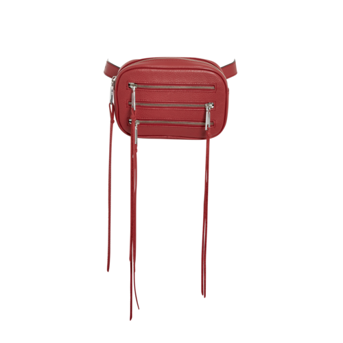 Rebecca Minkoff Red Belt Bag