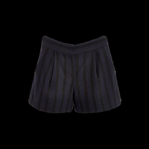 Maje Striped Shorts
