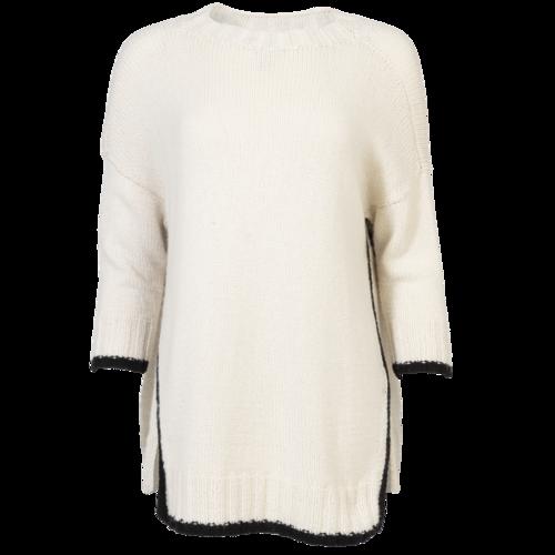 Hania New York HANIA by Anya Cole Cream Cashmere Sweater