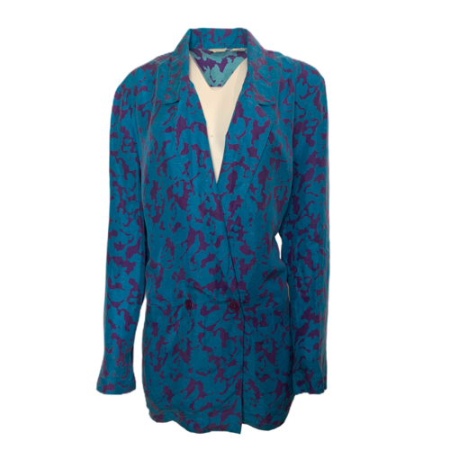 Custom Made Multicolored Blazer