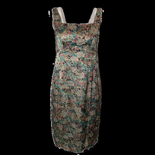 Nanette Lepore Floral Print Dress