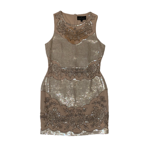 Needle & Thread Sequin Dress