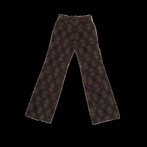 Fendi Printed Pants