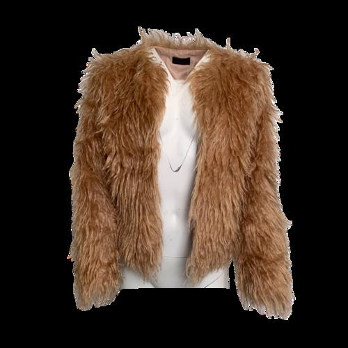 Nili Lotan Faux Fur Jacket