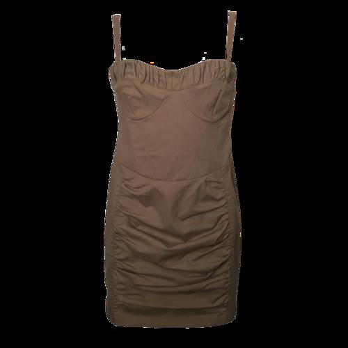Nanette Lepore Brown Dress