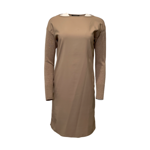 Ralph Lauren Two-Tone Sweater Dress