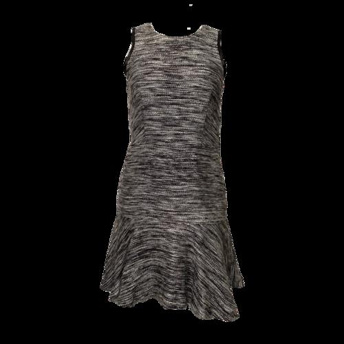 Giorgio Armani Armani Exchange - Black and White Sleeveless Dress
