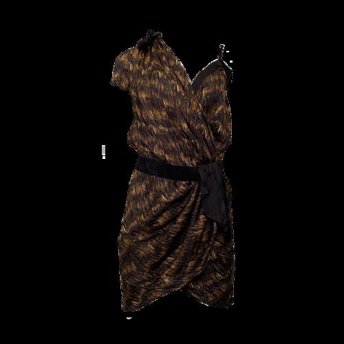 Isabel Marant One Shoulder Dress