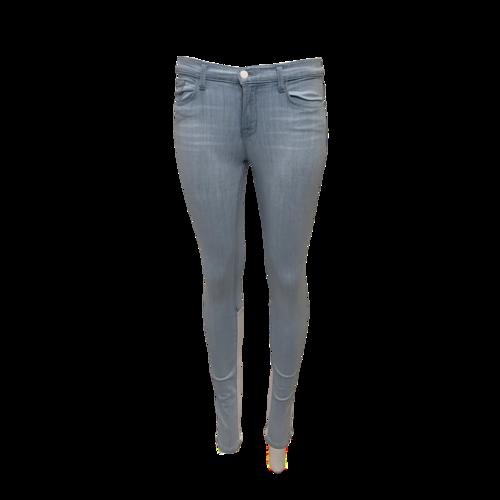 "J Brand ""Stepped Back"" Color-Block Jeans"