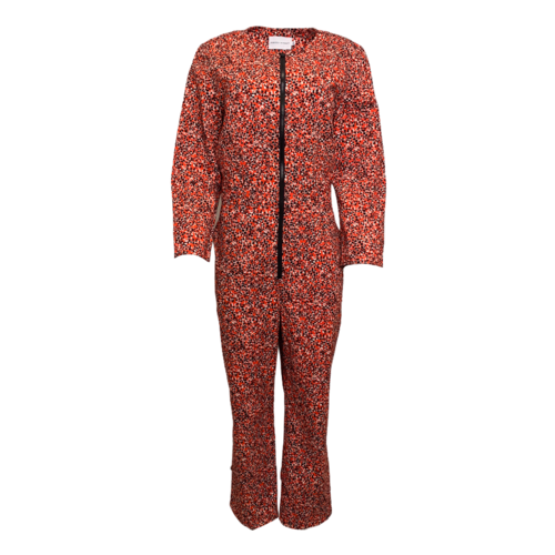 Rebecca Minkoff Zip Front Floral Jumpsuit