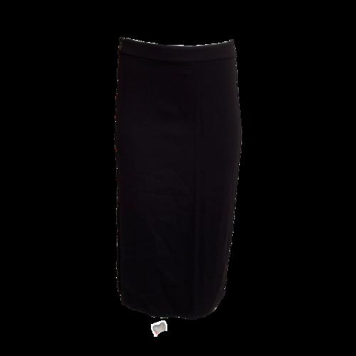 Tibi Black Short Skirt