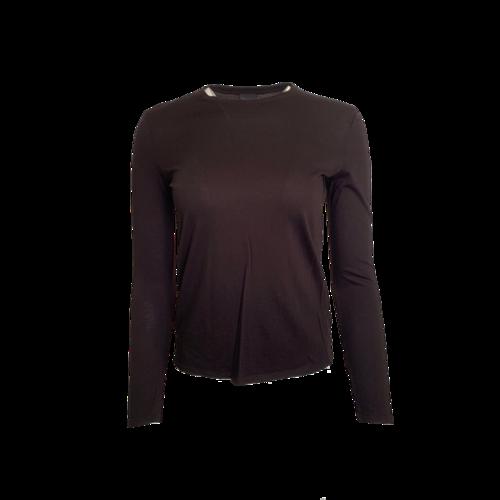 Barneys Black Long Sleeve T-Shirt