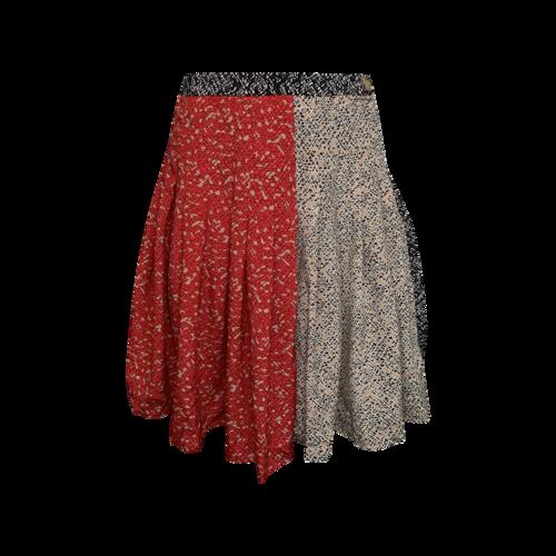 Marc Jacobs Multi-Print Skirt