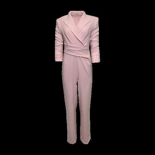 Talbot Runhof Pink Jumpsuit