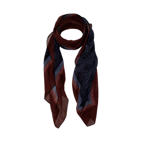 Boutique Linked Chains Scarf