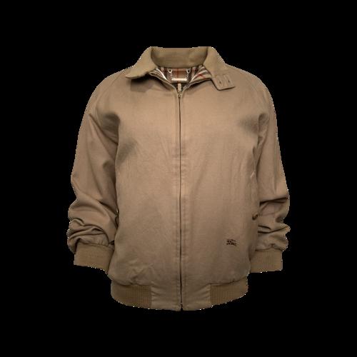 Burberry Brown Wool Sports Jacket