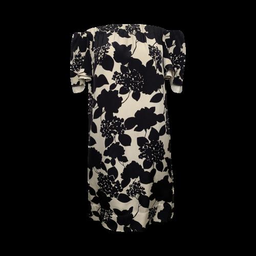 3.1 Phillip Lim Off-Shoulder Floral Motif Dress
