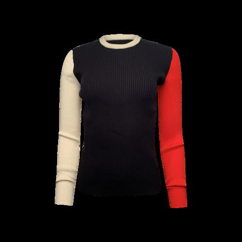 Calvin Klein Color Block Sweater
