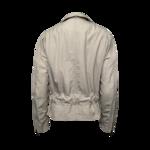Cream Belted Jacket