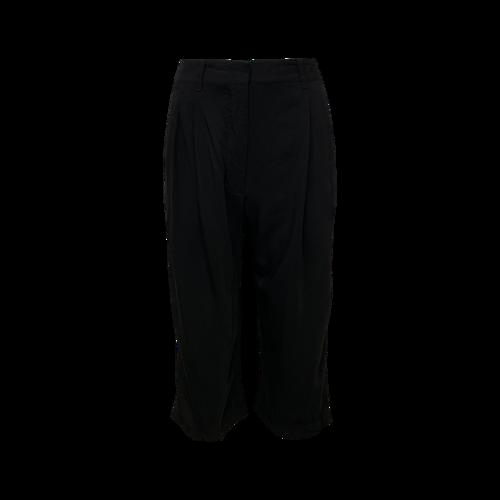 3.1 Phillip Lim Black Front Pleat Pants