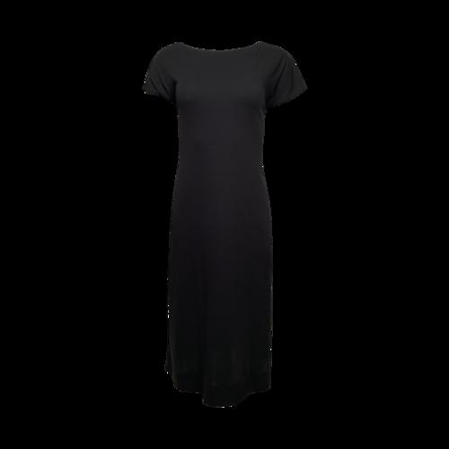 Theory Black Dress w/ Back Detail