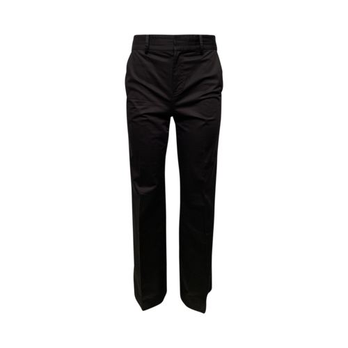 FRAME Black Trousers