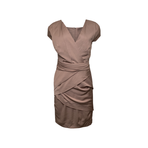 Reiss Rose Ruffle Dress