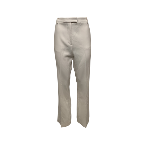 3.1 Phillip Lim White High-Waisted Trousers