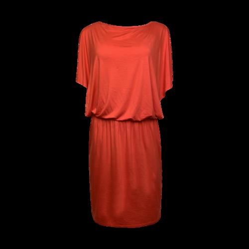 Trina Turk Coral Jersey Knit Dress