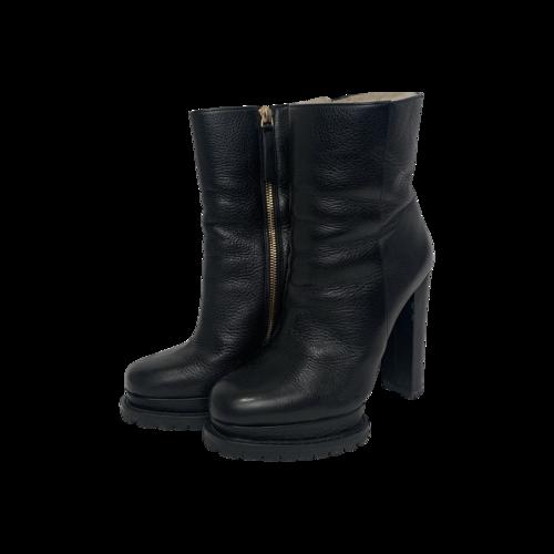 """Alice + Olivia Black """"Holden"""" Platform Boots"""