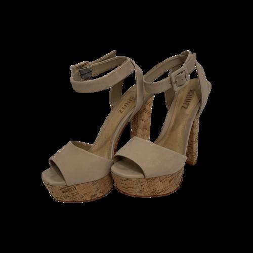 """Schutz """"Amatista"""" Platform Sandal"""