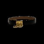 Black Belt w/ Gold Heart
