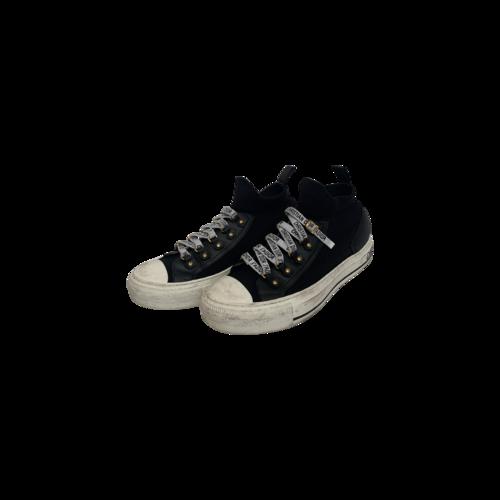 Dior Black Walk'N'Dior Sneakers